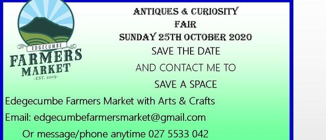 Antique & Curiosity Fair