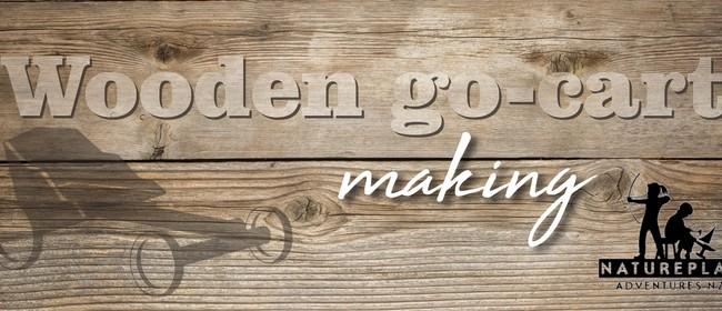 Wooden go cart making