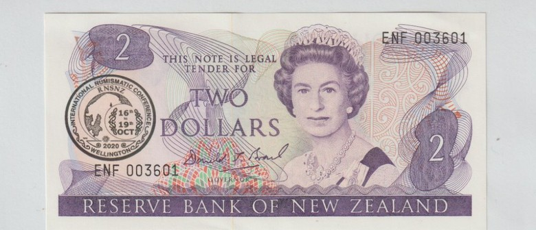 Royal Numismatic Society of NZ Conference 2020 and Fair