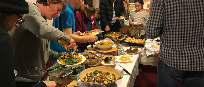 Vegan Potluck With Guest Speaker Cookie Time Founder