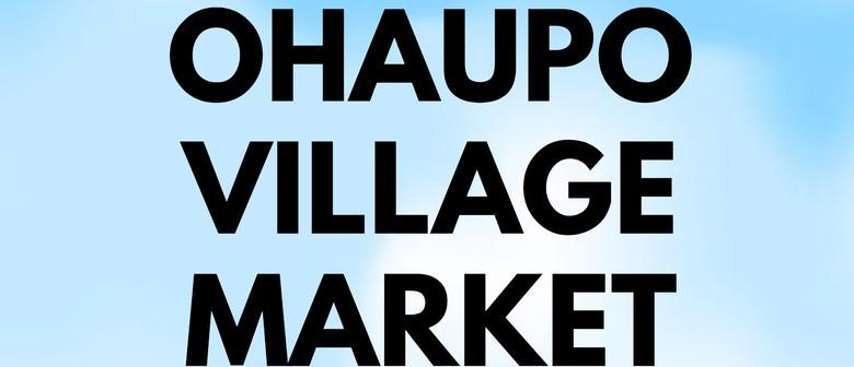 Ohaupo Village Market