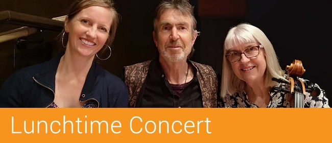 Lunchtime Concert: Phoenix Piano Trio