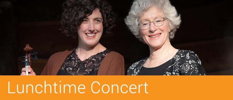 Lunchtime Concert: Mary Ayre & Fleur Jackson