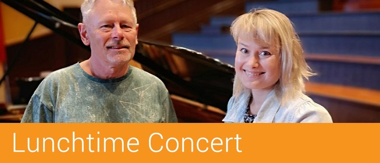 Lunchtime Concert: Anna Maitland & Richard Mapp