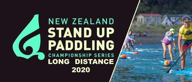 NZ Paddleboarding Distance Championship
