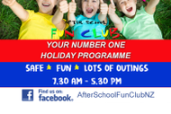 Spring Holiday Programme