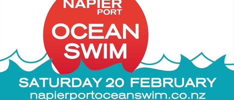 Napier Port Ocean Swim