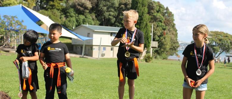 Little Ninja School Holiday Classes