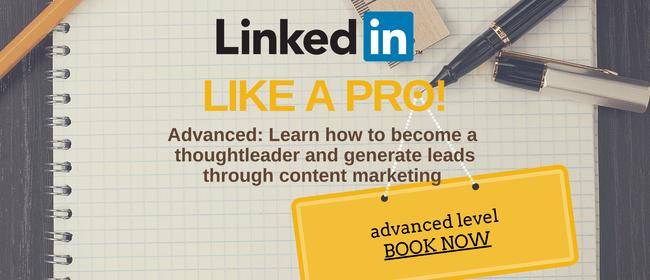 LinkedIn Training for Business-Advanced