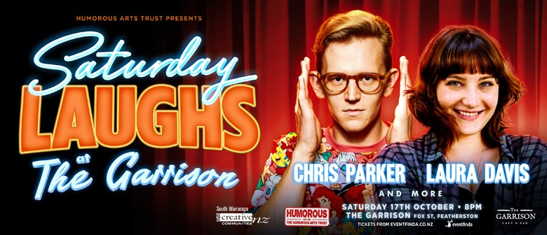 Saturday Laughs with Chris Parker