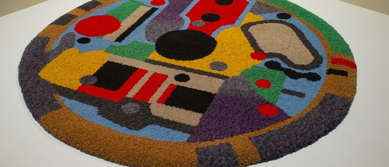 Let's Keep in Touch: Hooked Rag Rug Workshop