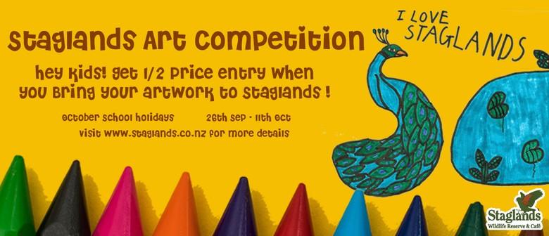 Staglands Art Competition
