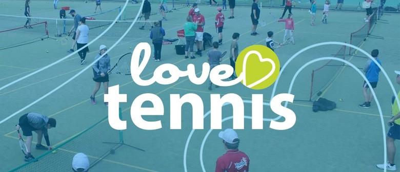 Love Tennis Weekend 2020