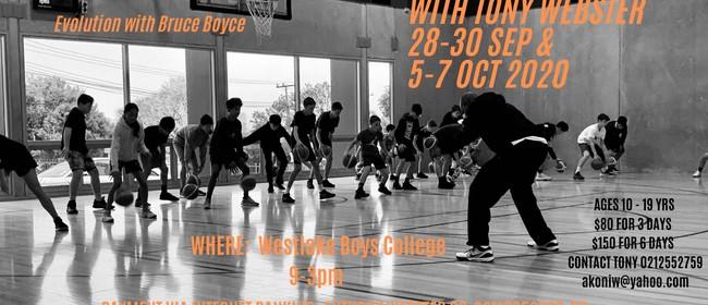 Supercamp Basketball