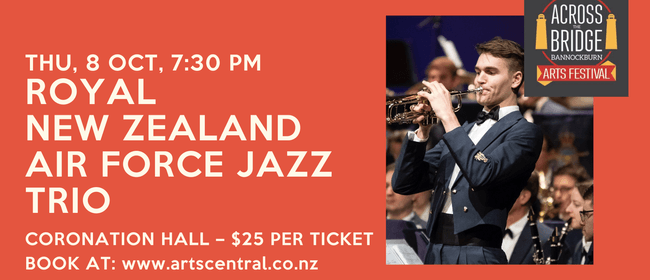 Royal New Zealand Air Force Jazz Trio