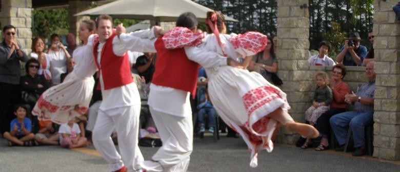 Berba Croatian Harvest Celebration