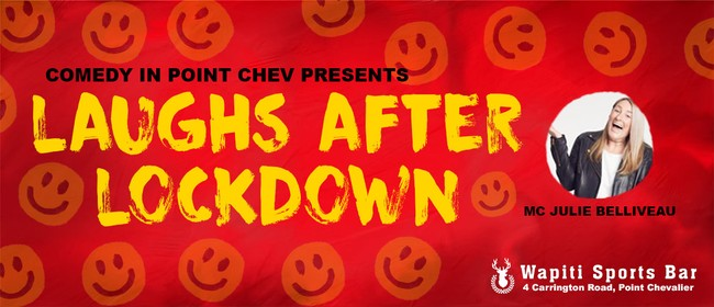Monday Night Comedy in Point Chev: Laughs After Lockdown