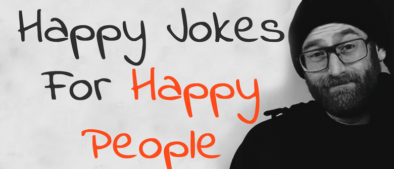 Dan Brader Happy Jokes For Happy People