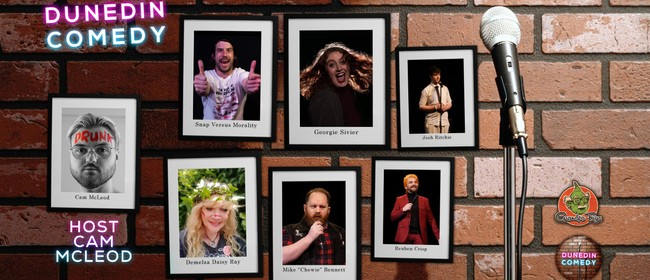 The Pro Show: with Christchurch Comedy