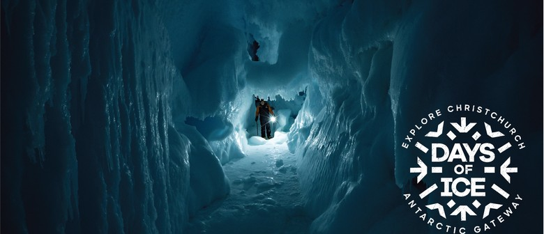 Days of Ice - Antarctica Photo Exhibit and Charity Auction