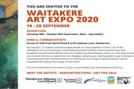 Waitakere Art Expo