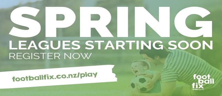 Spring 5 A Side Soccer - Football Leagues