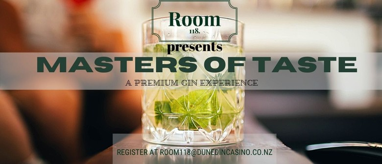 Masters of Taste - A Gin Experience