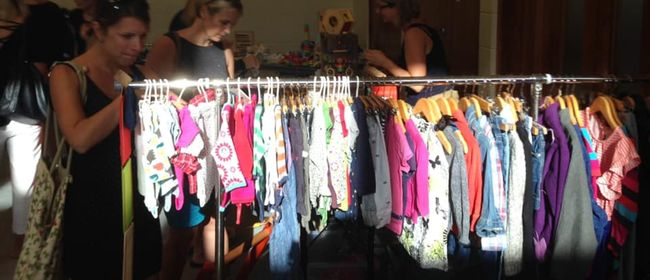 Good as New Pre Loved Kids Summer Market