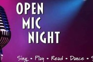 Devonports Got Talent Open Mic Night