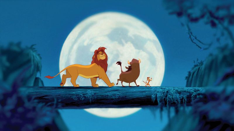 Outdoor Movie Night The Lion King 1994 Wellington Eventfinda