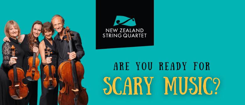 NZ String Quartet | Scary Music