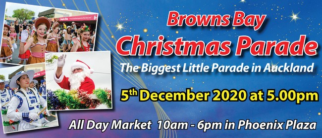 Browns Bay Christmas Parade
