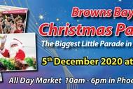 Browns Bay Christmas Parade