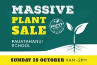 Massive Plant Sale