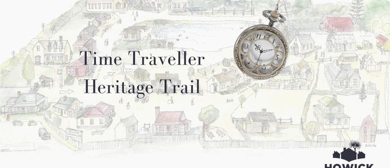 Mini Time Traveller's Heritage trail