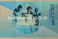 Tribute to BadBadNotGood with Swap, Guy, Kenji & JY