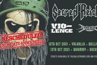Sacred Reich + Vio-Lence - Auckland