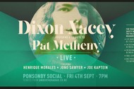 Dixon Nacey performs A Tribute to Pat Metheny