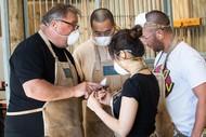 Knife Making Workshop with Willie van Niekerk
