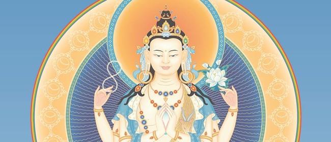 Love and Compassion - empowerment of Buddha Avalokiteshvara