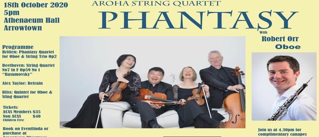 The Aroha Quartet