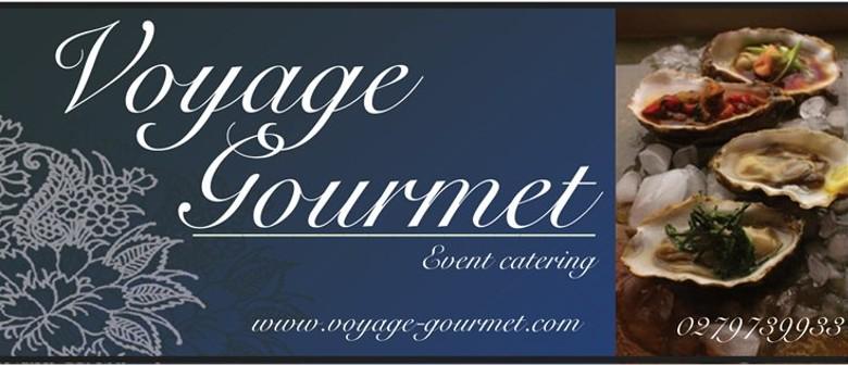 Voyage Gourmet Tasting Dinner