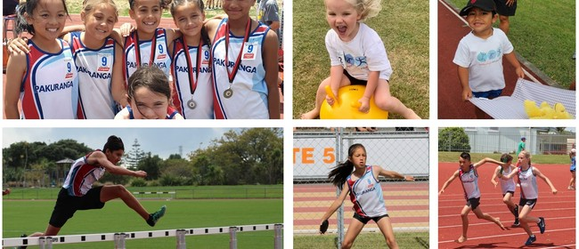 Pakuranga Athletic Club - Junior Athletics