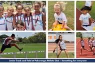 Pakuranga Athletic Club - Junior Athletics