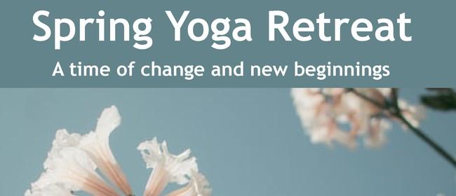 Spring Yoga Retreat