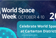 Celebrate Space week with Carterton District Library