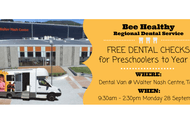Drop-in Dental Checks for Preschoolers to Year 8s