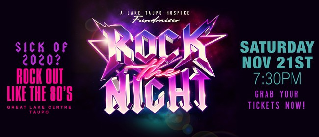 Rock The Night - '80s Rock Night