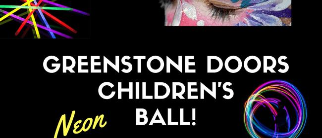 Greenstone Doors Children's Neon Ball