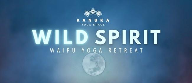 Waipu Yoga Retreat - Wild Spirit
